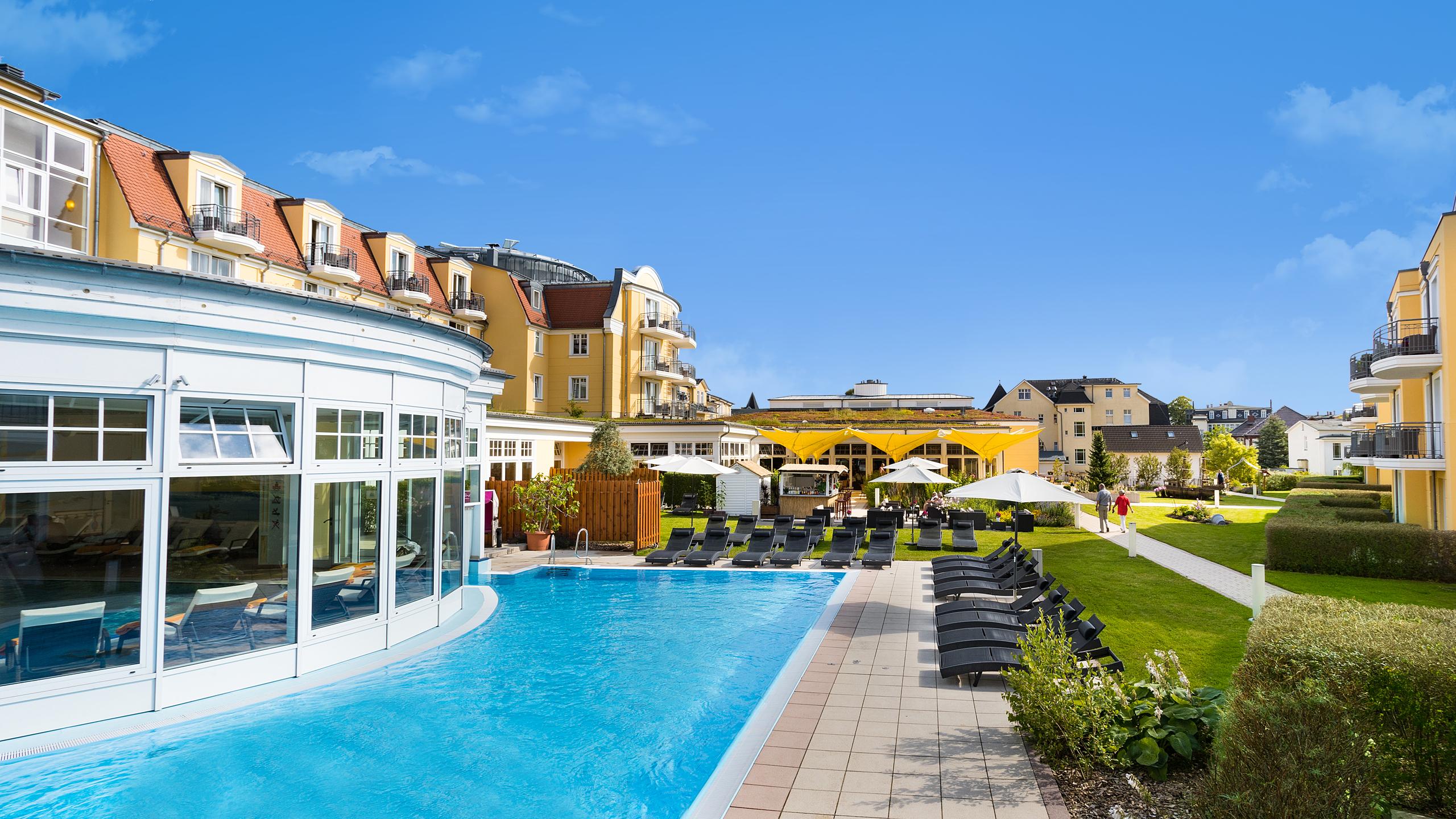 Spa Hotel Zur Post Bansin