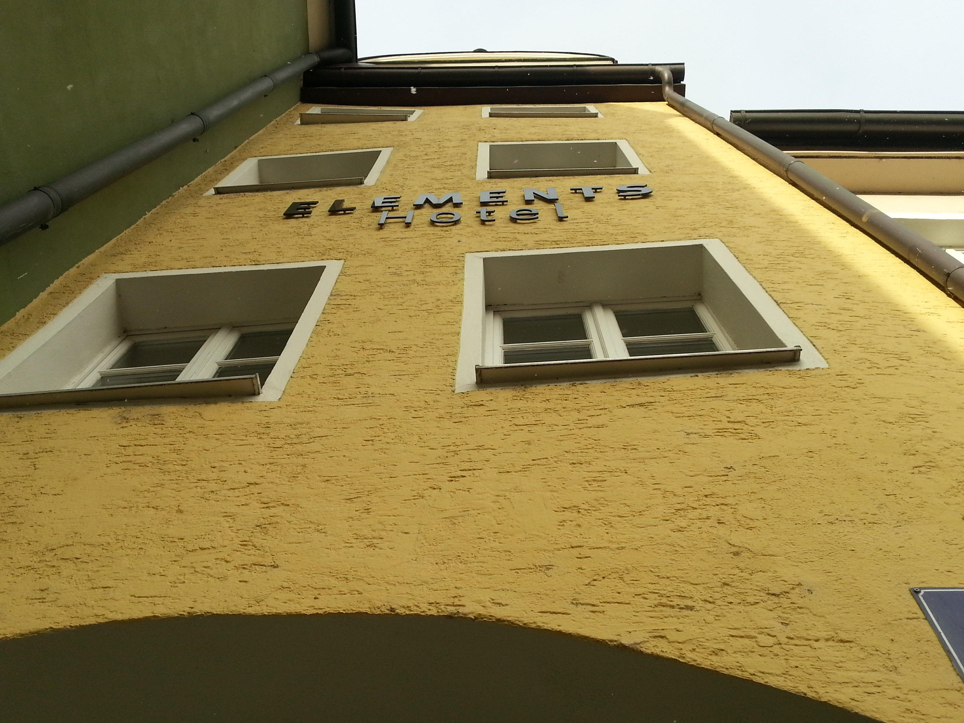 Elements hotel regensburg in regensburg holidaycheck for Designhotel regensburg