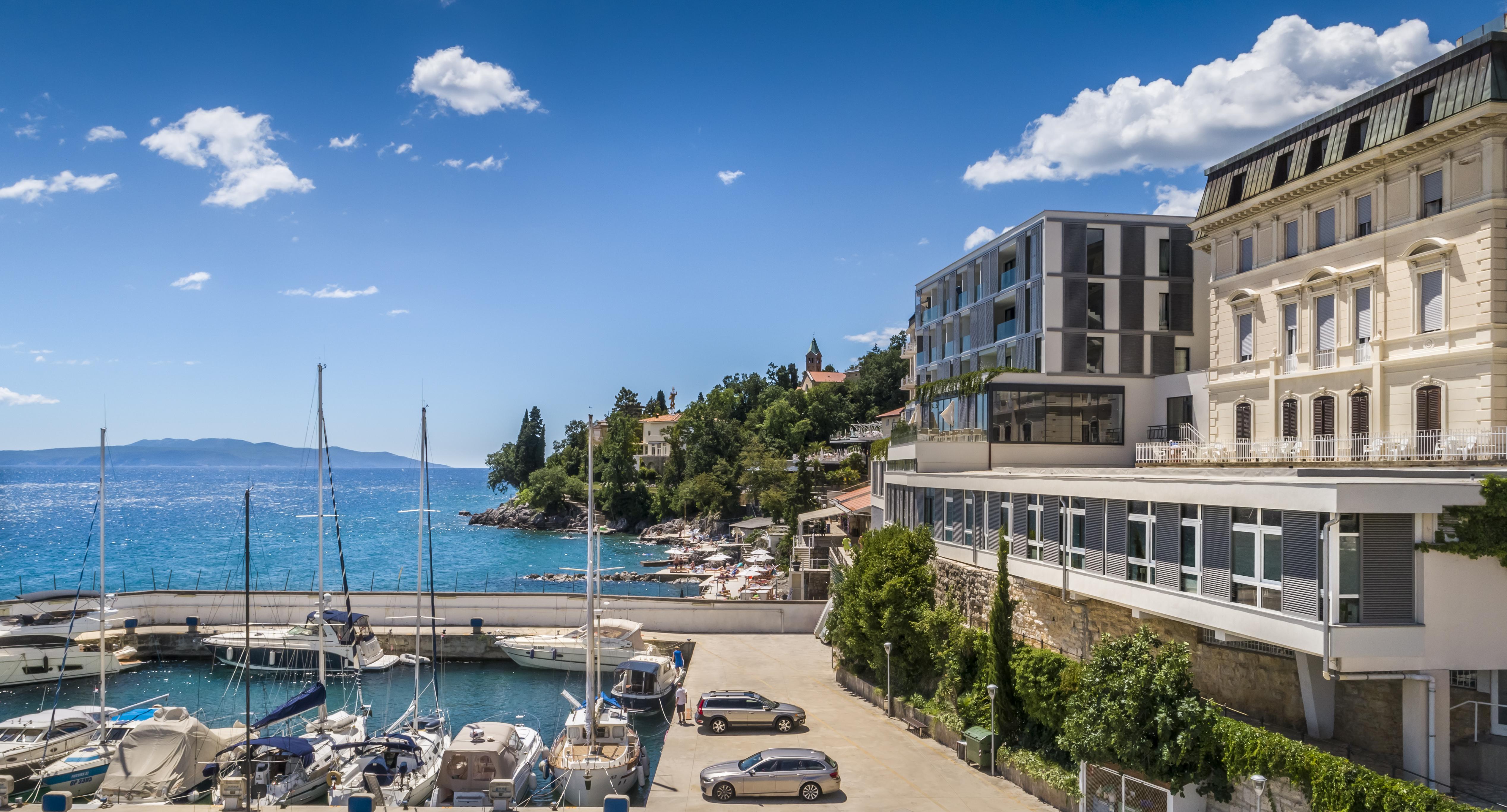 Hotel Istra Opatija Bewertung