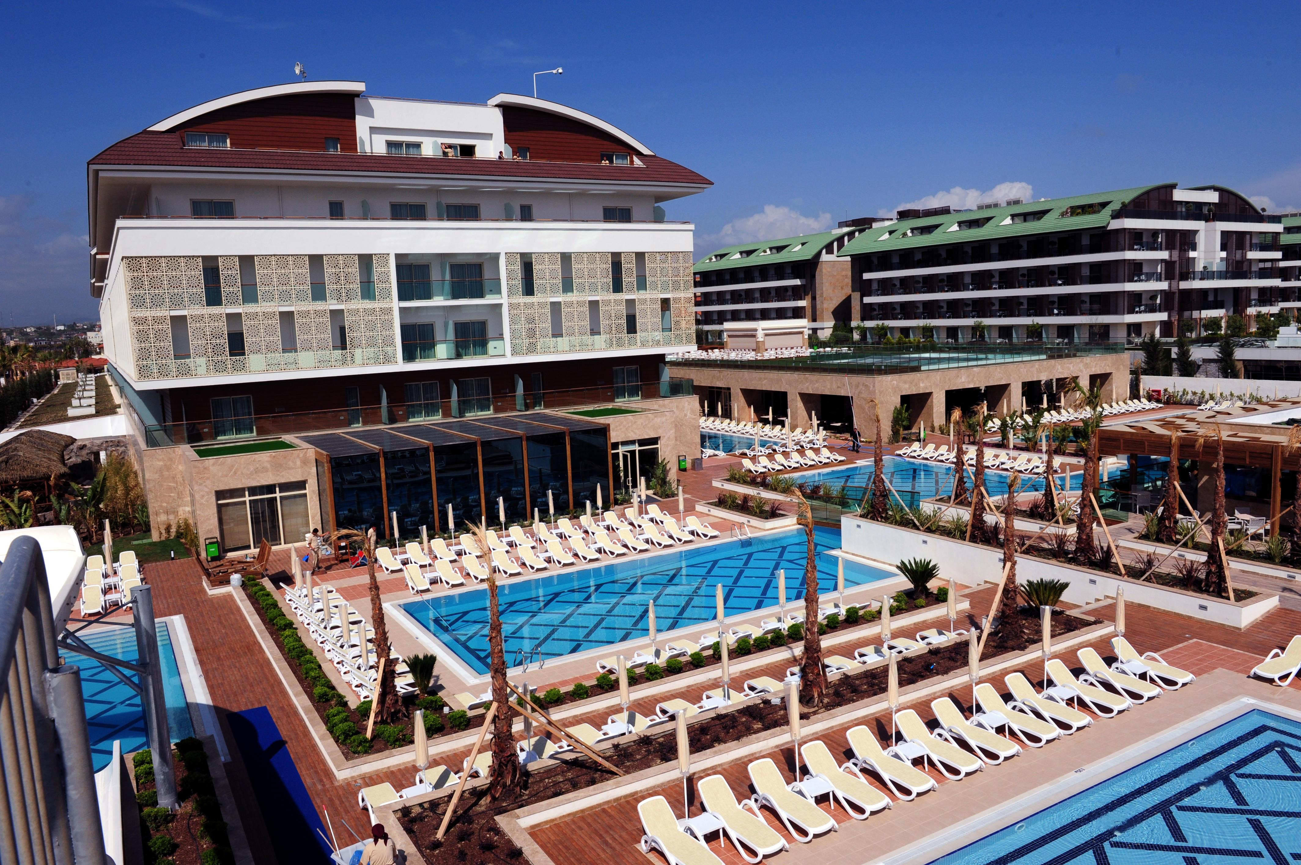 trendy verbena beach hotel in evrenseki holidaycheck