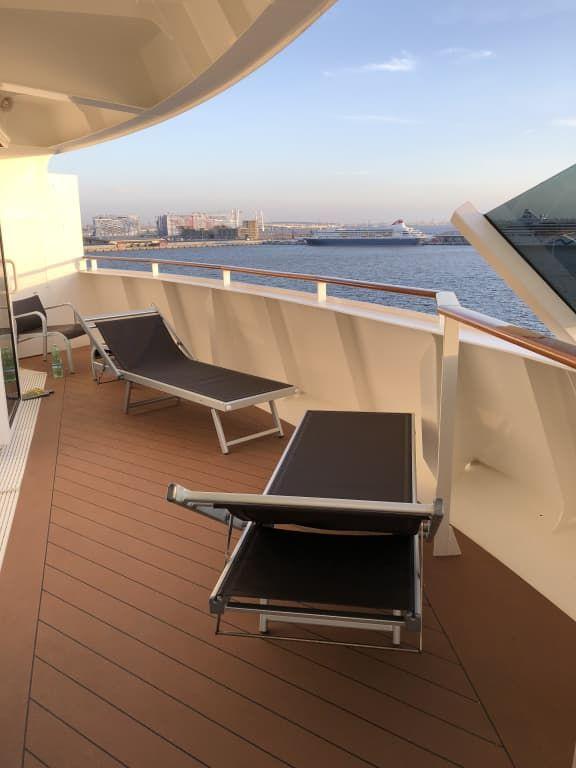 Aurea Suite 11011 Balkon