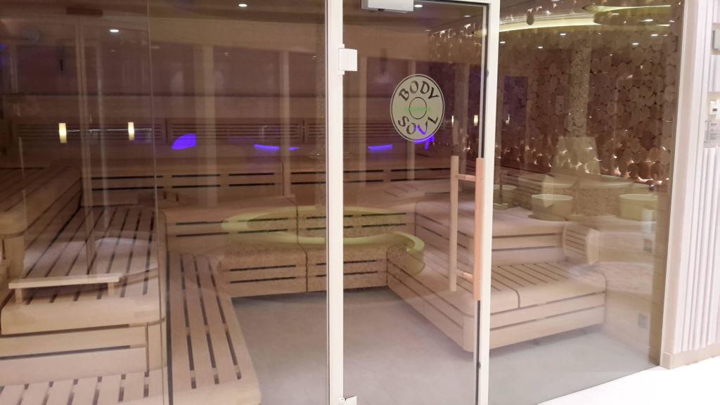 Spa Sauna\