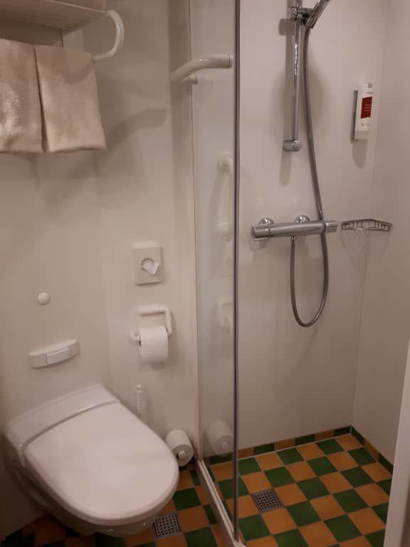 Badezimmer - Dusche\