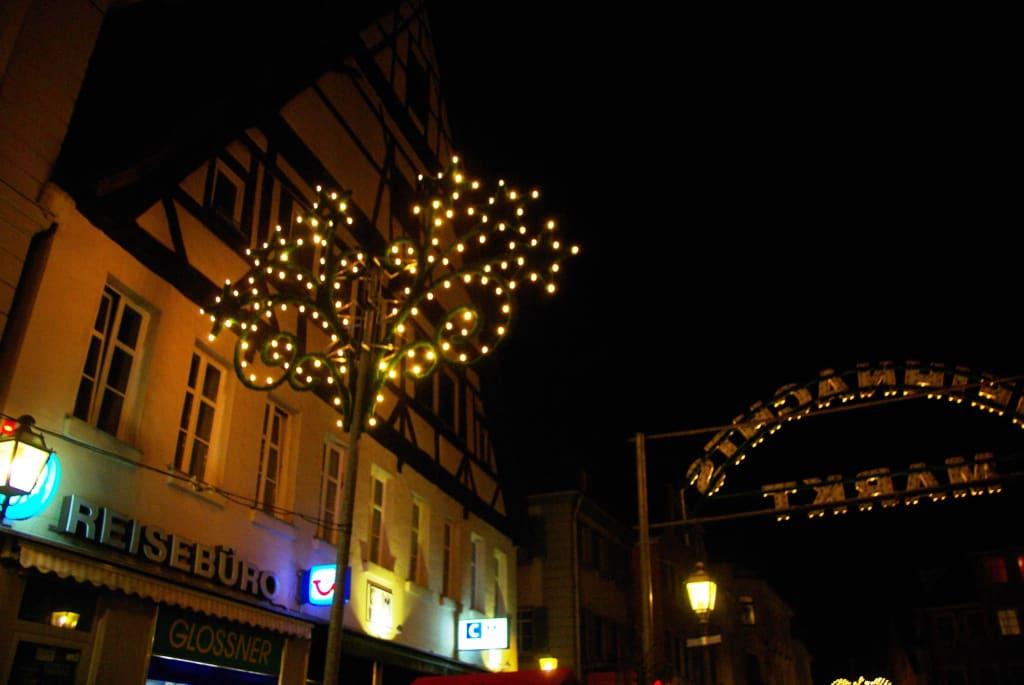 Weihnachtsmarkt Anfang.Bild Anfang Ende Zu Weihnachtsmarkt Ansbach In Ansbach