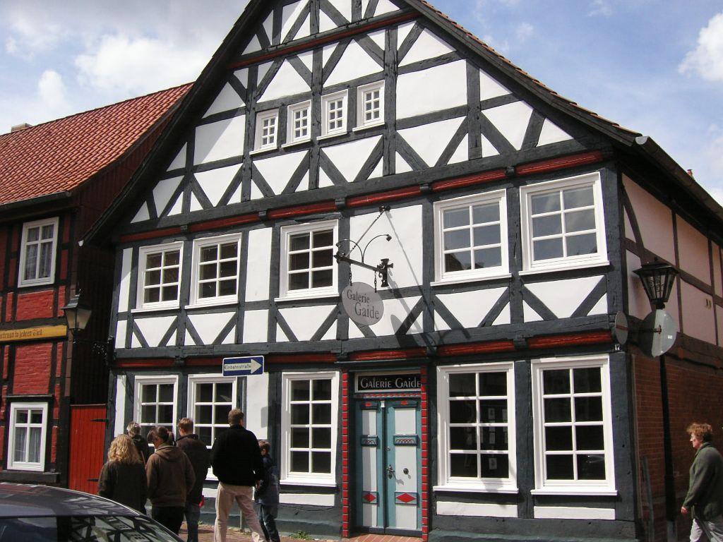 Fachwerkhaus Galerie Gaide Bilder Sonstige Gebäude Hitzacker (Elbe)