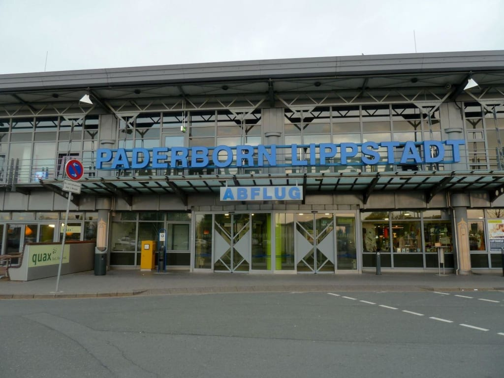 Last Minute Flughafen Paderborn-Lippstadt