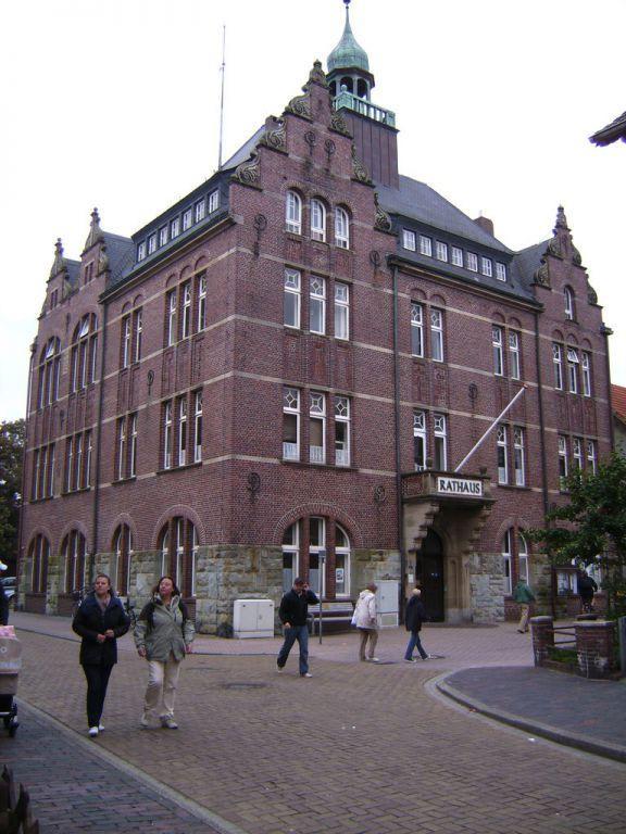 Historisches Gebäude Bilder Sonstige Gebäude Insel Norderney