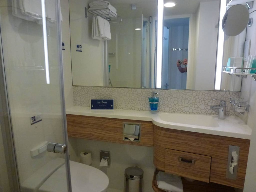 Bild badezimmer zu mein schiff 3 in for Mein badezimmer