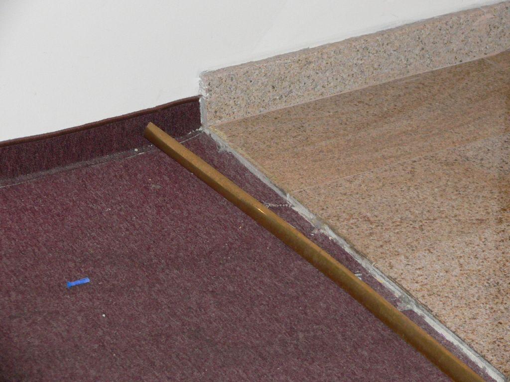 Bild Herausgerissene Teppichleiste zu Melia Grand