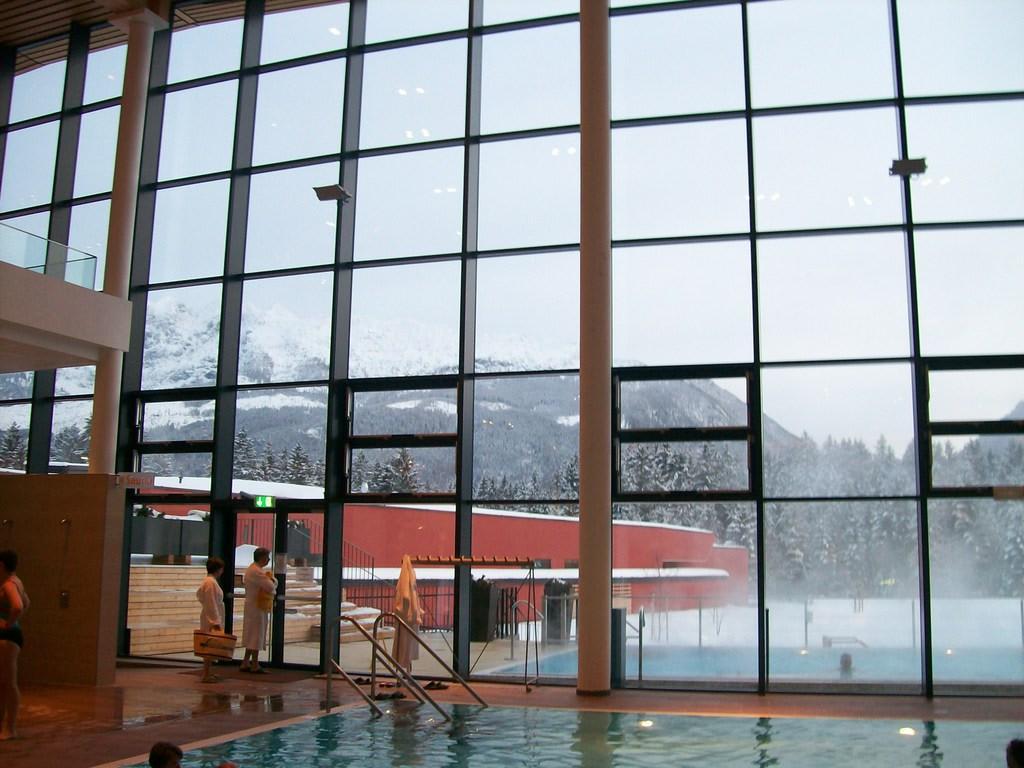 Bild grimming therme zu club aldiana salzkammergut in for Design hotel salzkammergut