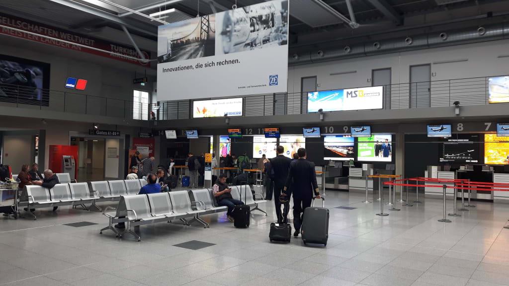 Bilder Der Check In Bereich Reisetipps