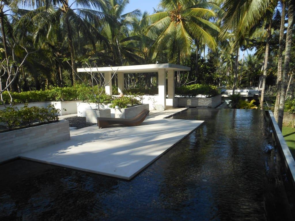 bild dach des bungalow zu kelapa retreat bali in negara. Black Bedroom Furniture Sets. Home Design Ideas