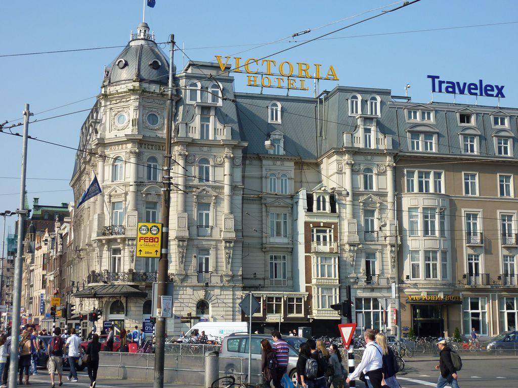 Bild Ein Blick Ins Zentrum Zu Hotel Park Plaza Victoria