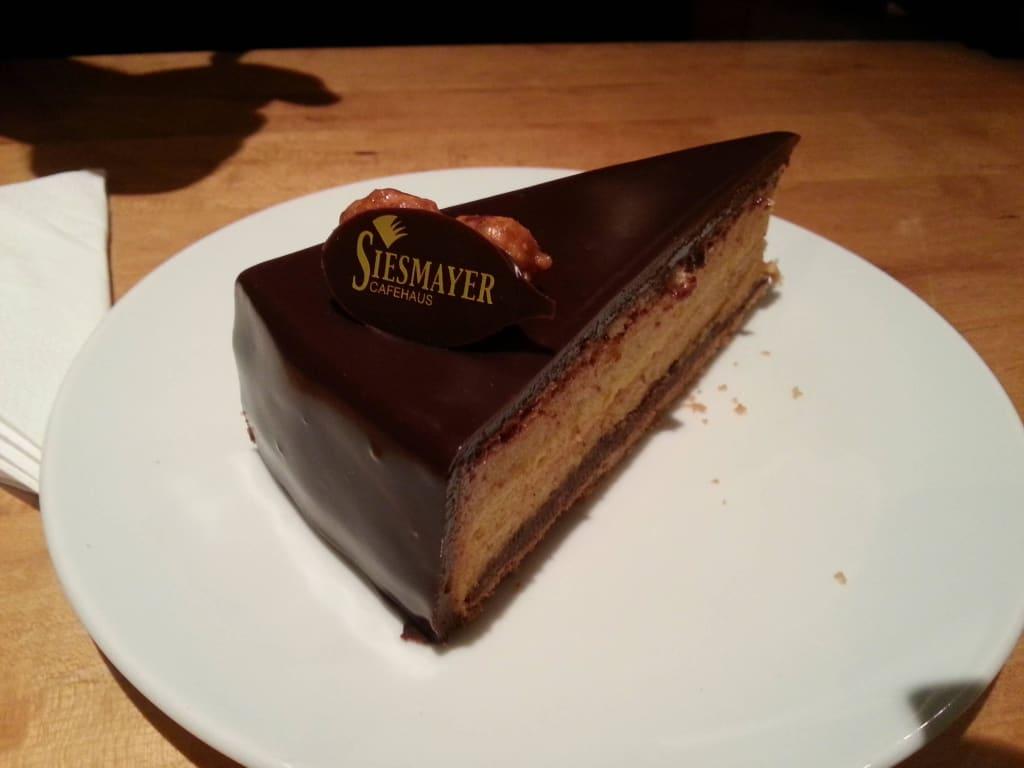 Siesmayer Torte Bild Cafe Siesmayer In Frankfurt Am Main