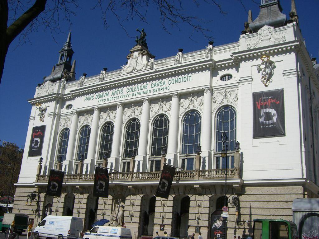 Hotel Berlin Theater Des Westens