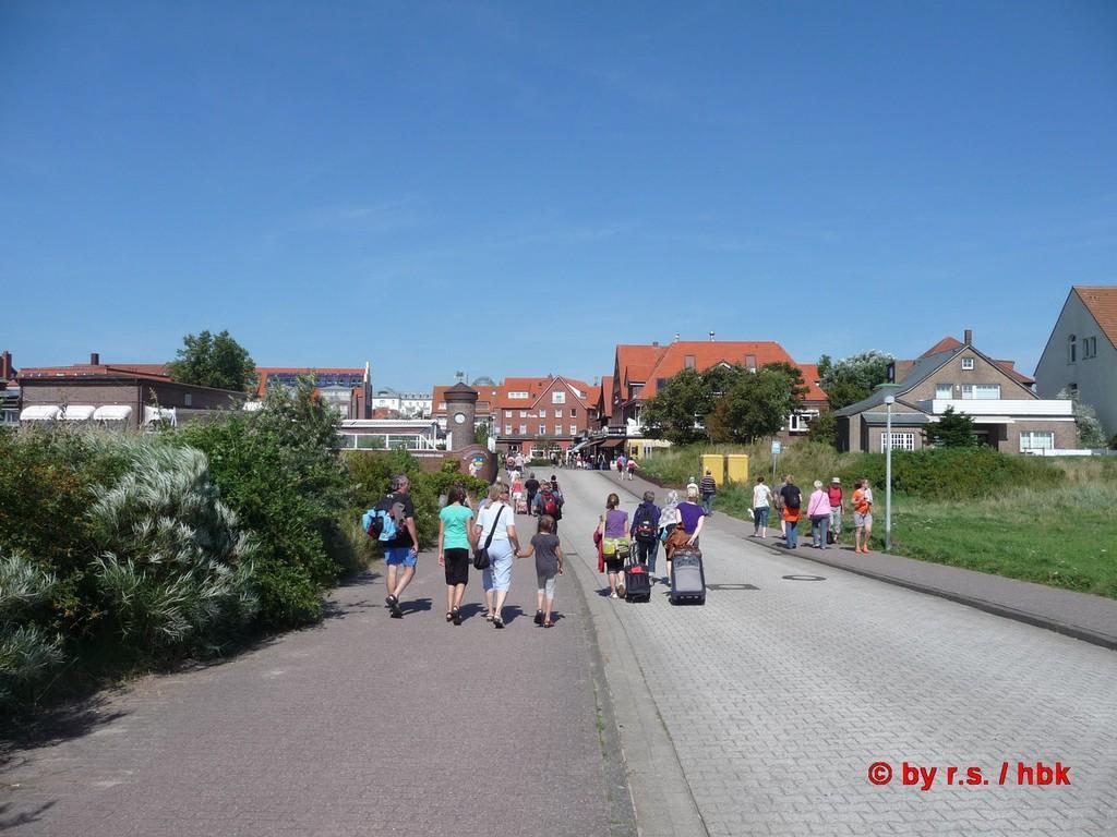 """Bild """"Im Zentrum Norderneys"""" zu Insel Norderney in Norderney"""