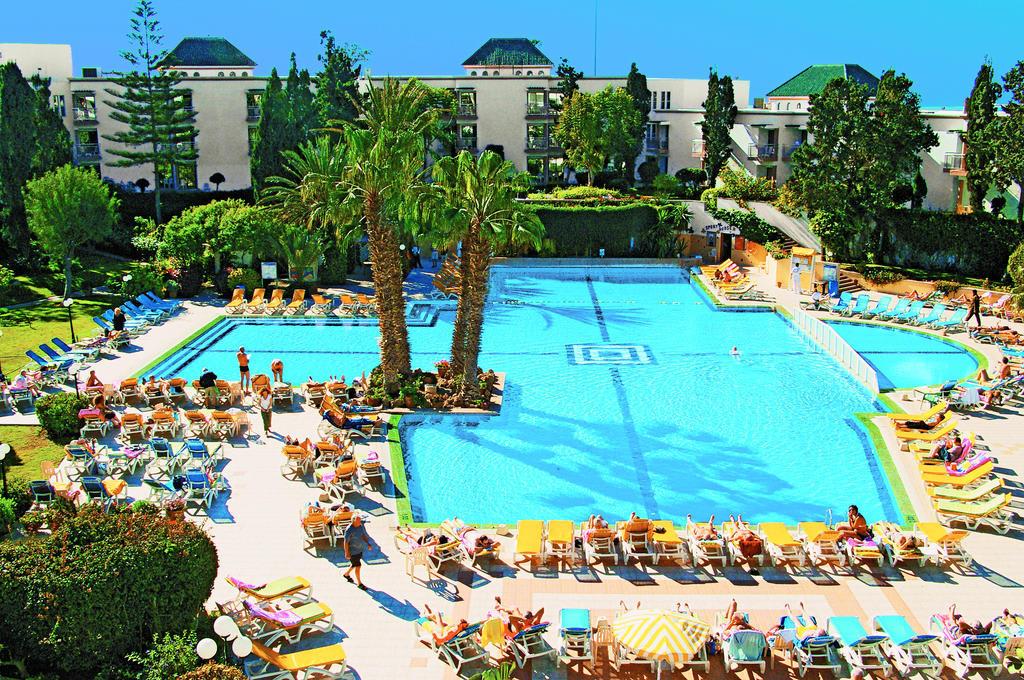 Hotel Beach Club Agadir All Inclusive