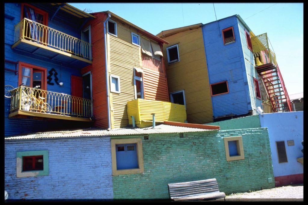 La Bocca Bilder Sonstige Gebäude Tangoviertel San Telmo