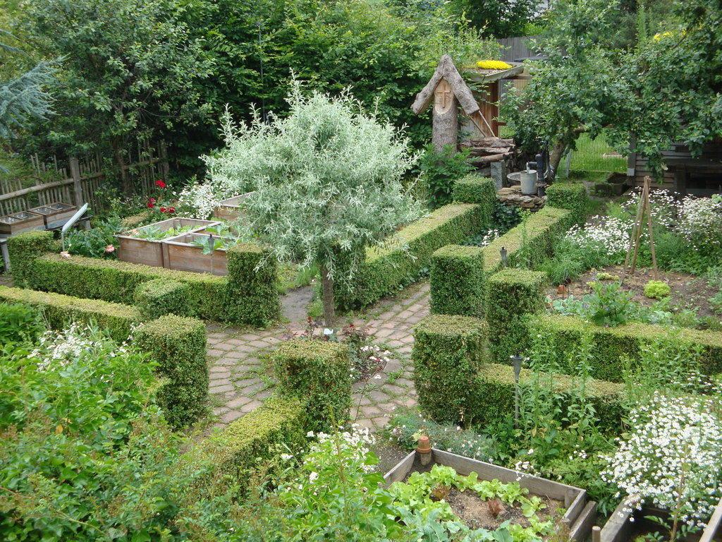 Bild bauerngarten zu kittenberger erlebnisg rten in for Gartengestaltung bauerngarten bilder