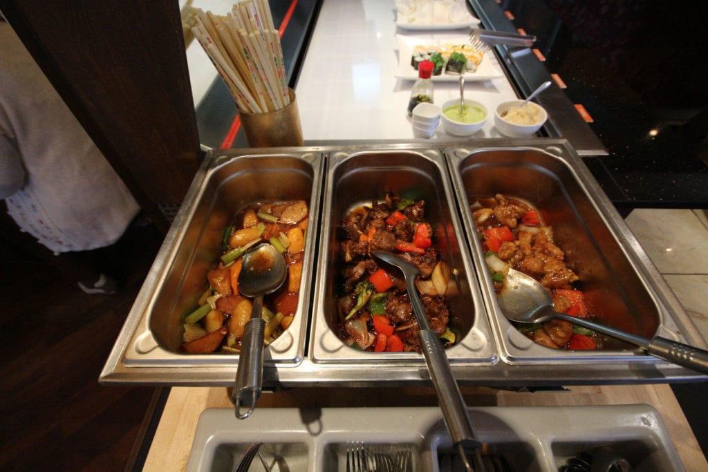 China Restaurant Frankfurt Buffet