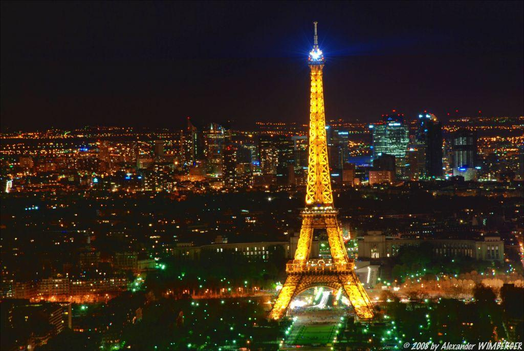 Paris Bei Nacht [1988]