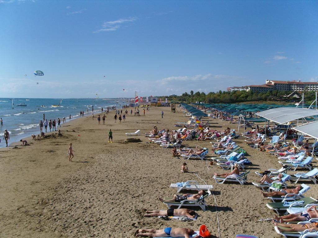 Sunis Hotel Kumkoy Beach Resort Spa Holidaycheck