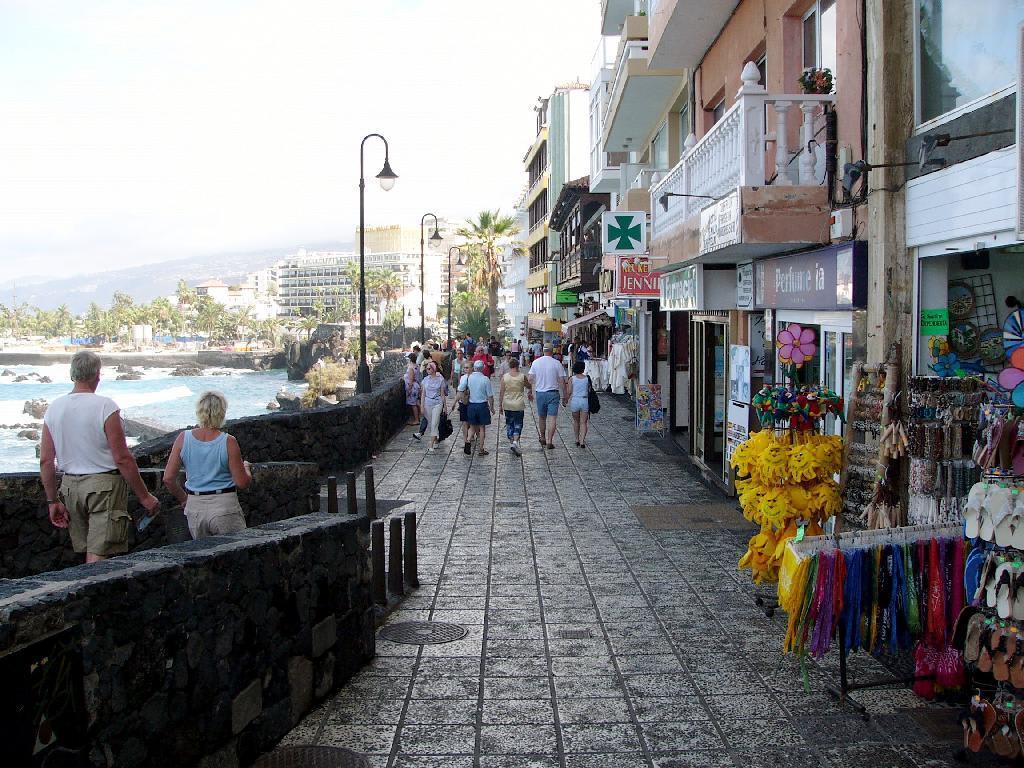 Bild puerto de la cruz bilder zu strandpromenade san telmo in puerto de la cruz - Puerta de la cruz ...