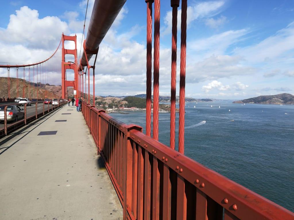 Golden Gate Bridge Fakten