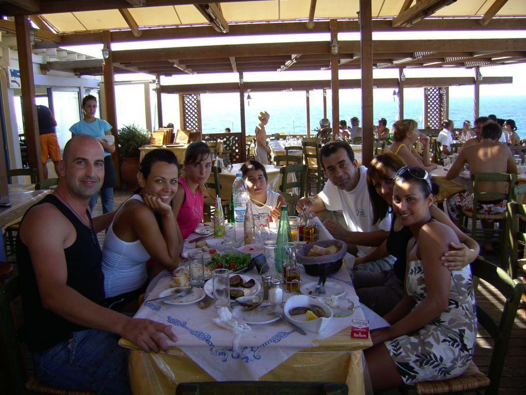 Bild limnionas das beste restaurant auf der insel kos zu for Kos milano ristorante