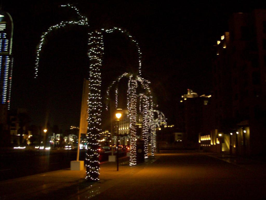Bild Weihnachten In Dubai Zu Dubai In Dubai
