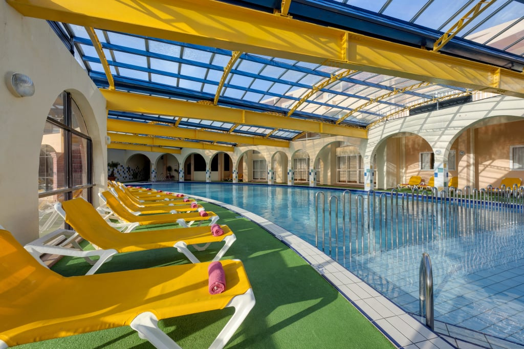Paradise Bay Resort Hotel Swimming pool picture in Cirkewwa by ...