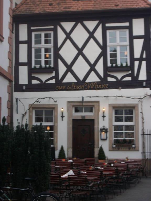 Bild Zur Alten Münz Zu Zur Alten Münz In Speyer