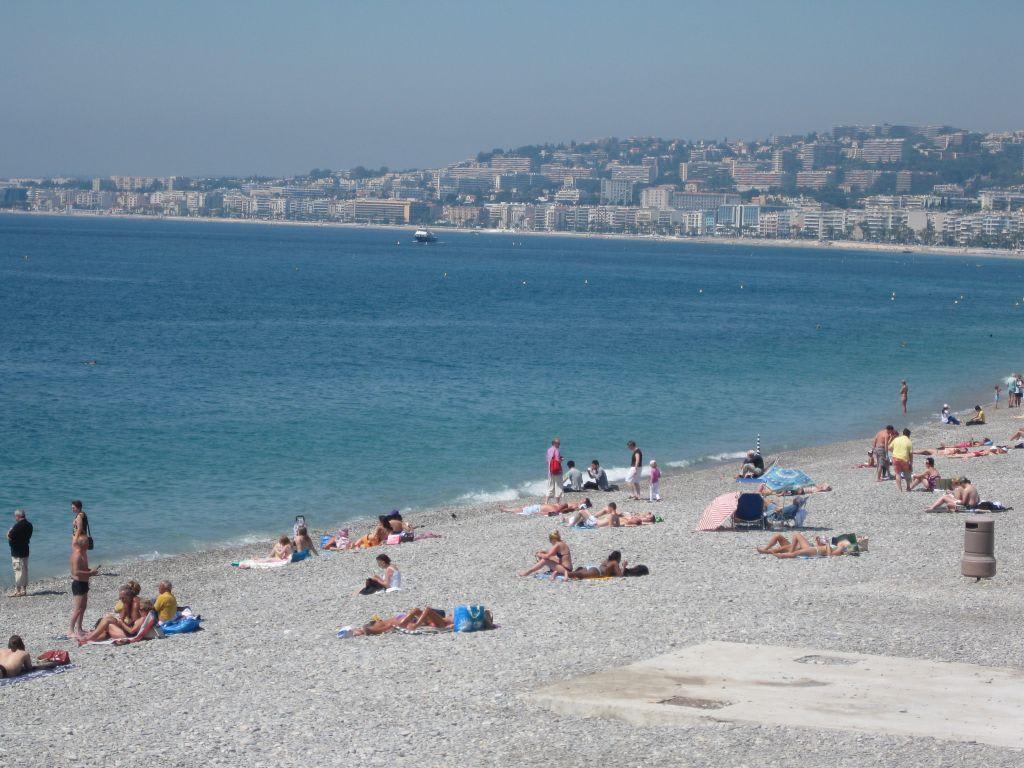 Hotel Nizza Strand