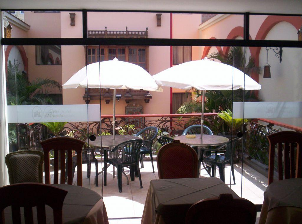 Hotel El Ducado Restaurant/Buffet picture in Lima by Peter ...
