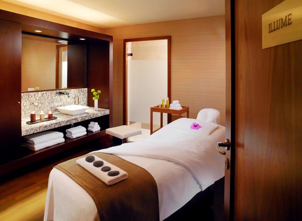 massage rooms decorating ideas