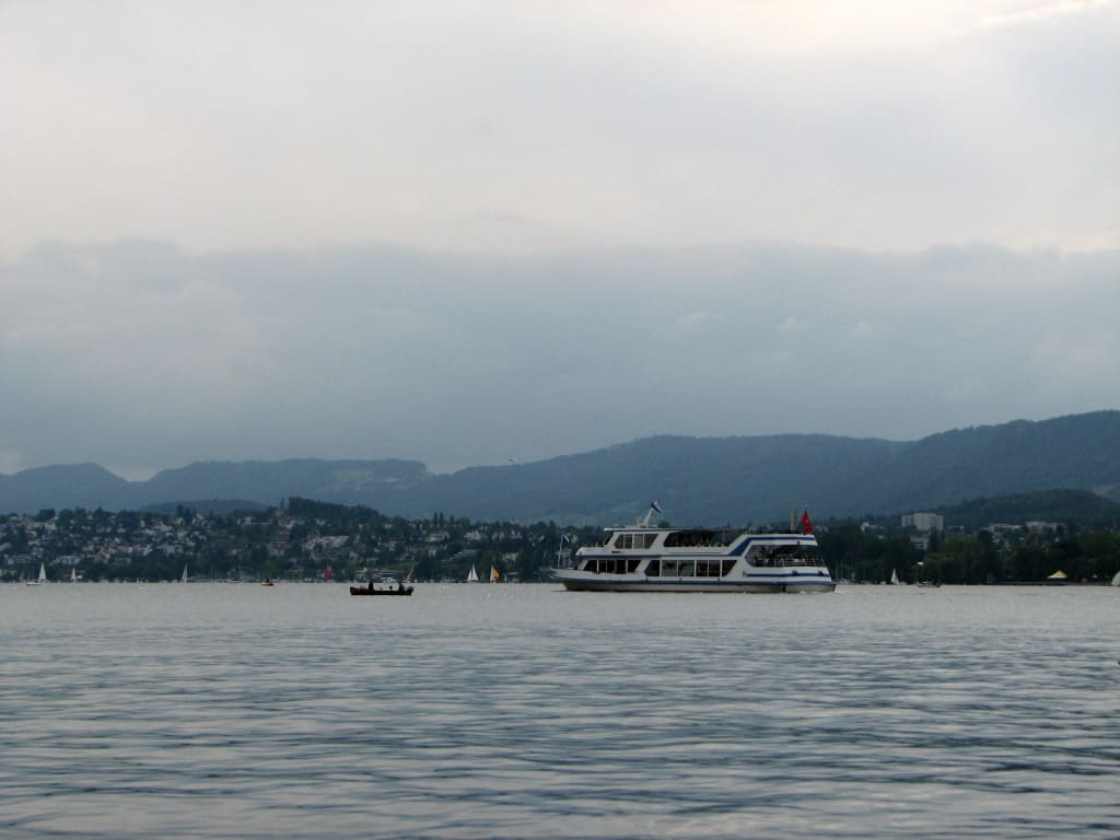 Lake of Zurich