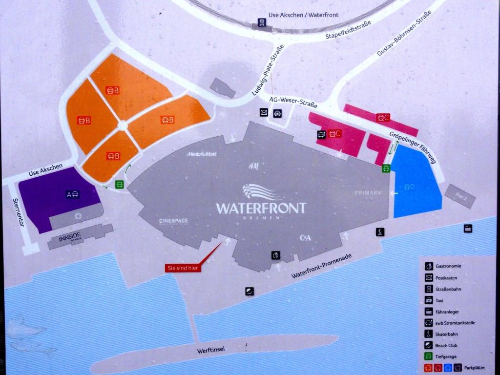 waterfront bremen cinespace