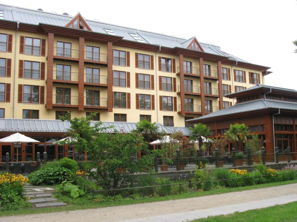 Hamburg Hotel Und Zoobesuch