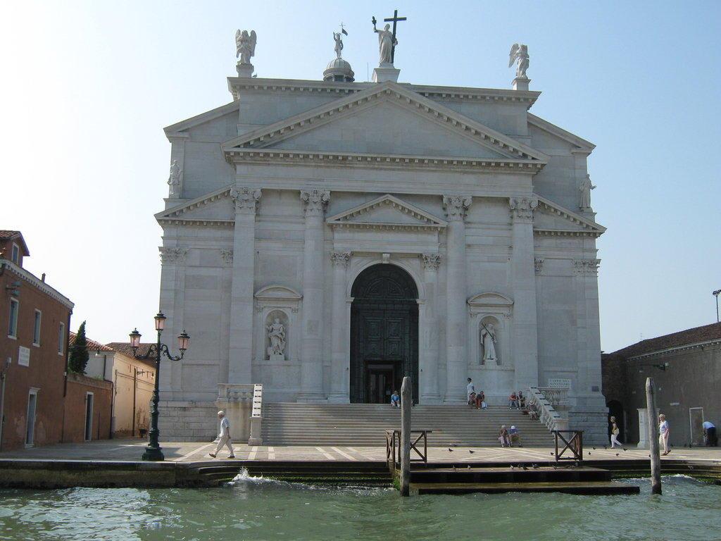 Bild Chiesa Di San Giorgio Zu Basilica San Giorgio Maggiore In Venedig