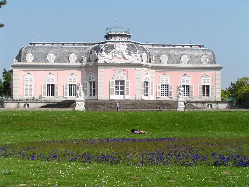 Bild Schloss Benrath 7 Zu Schloss Benrath In D Sseldorf