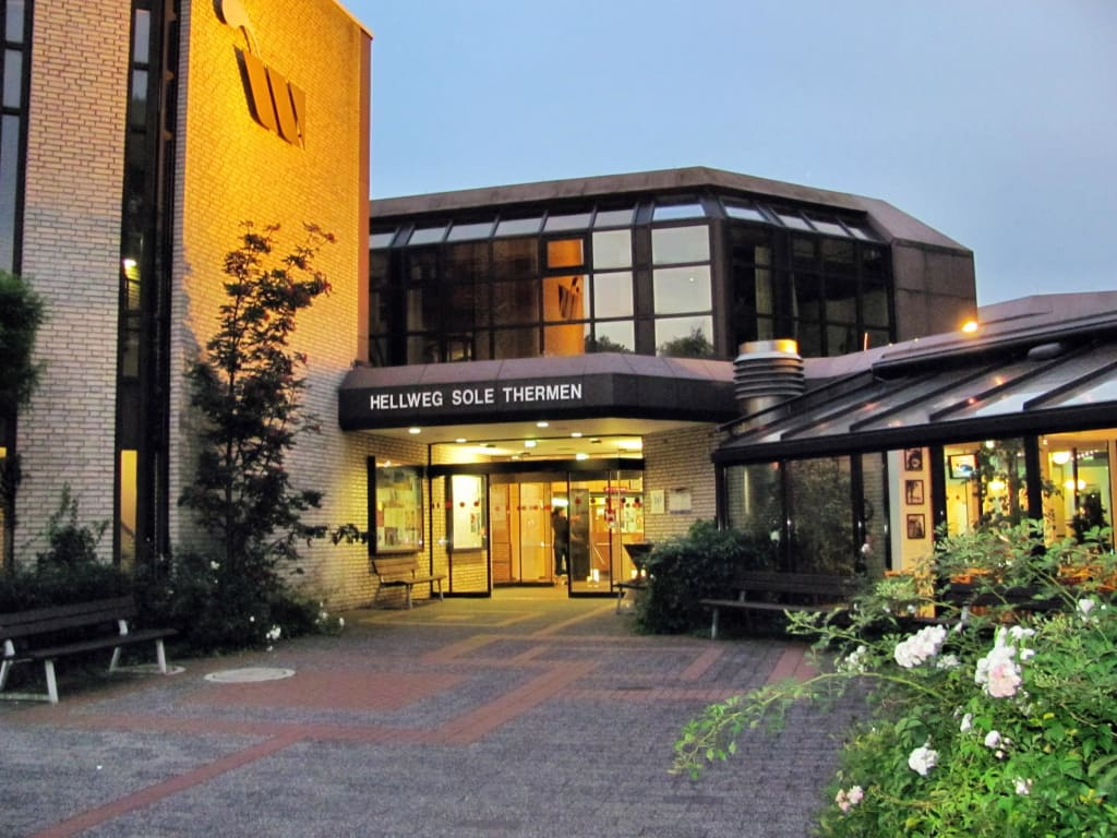 Hotel Mit Thermalbad Bad Westernkotten