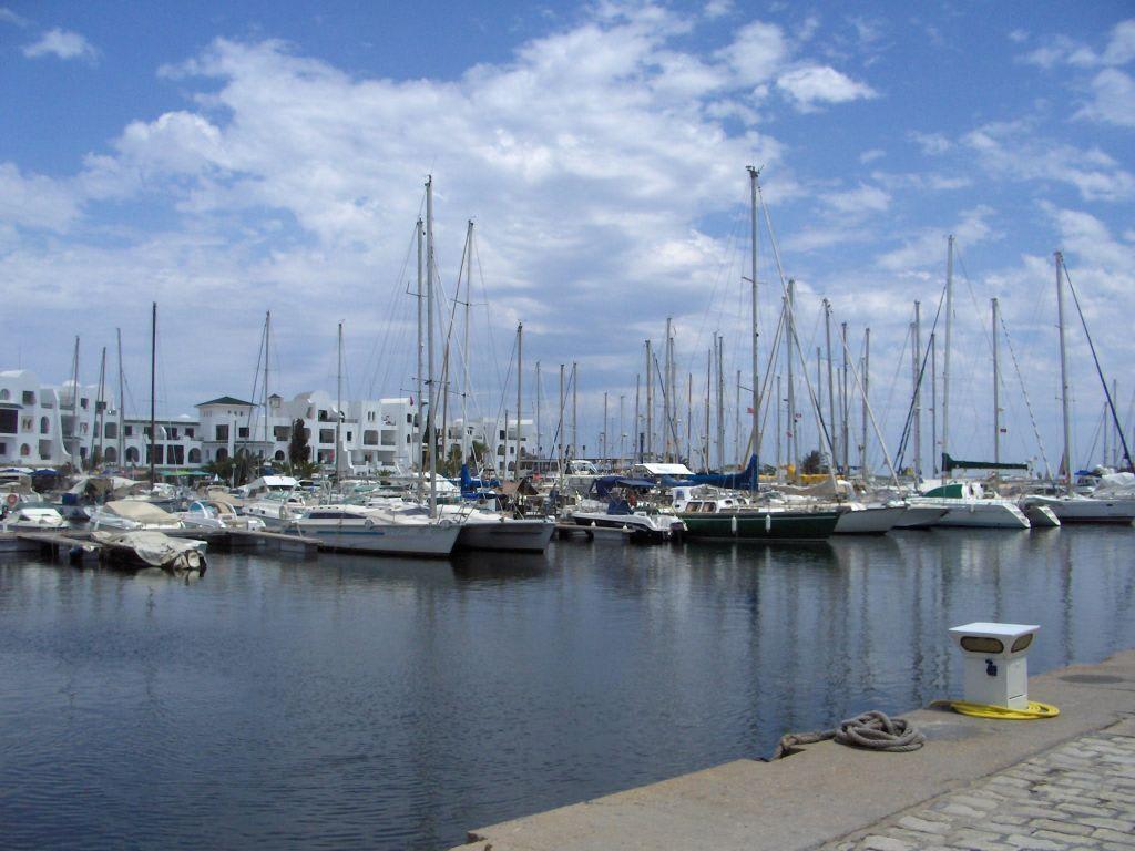 Wetter Port El Kantaoui
