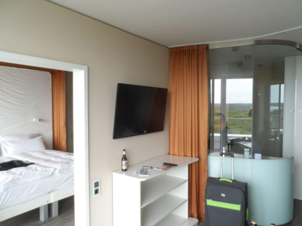 Bild panoramasuite 1115 zu a ja warnem nde das resort for Aja resort warnemunde suite