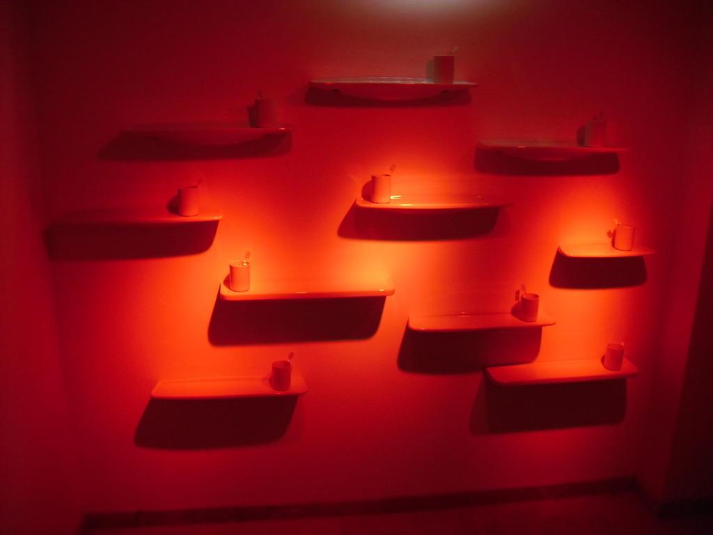 Bild deko im treppenhaus zu boutiquehotel stadthalle in wien - Deko treppenhaus ...