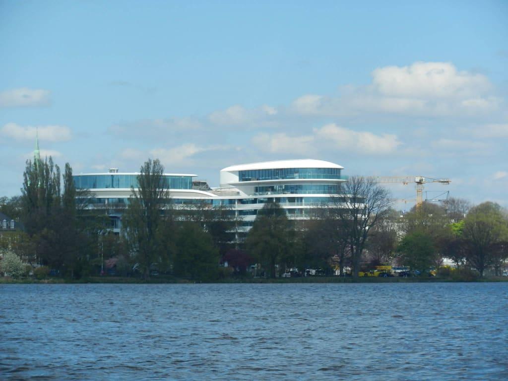 Bild Alsterkanalrundfahrt Neues 5 Sterne Hotel Zu Alster