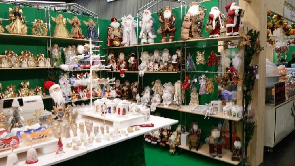 Outlet Weihnachtsdeko.Bild Weihnachtsdeko Zu Messe Consumenta Nürnberg In Nürnberg