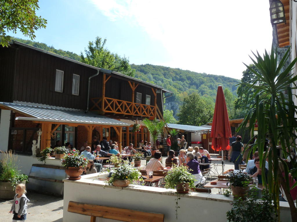 Biergarten Kelheim