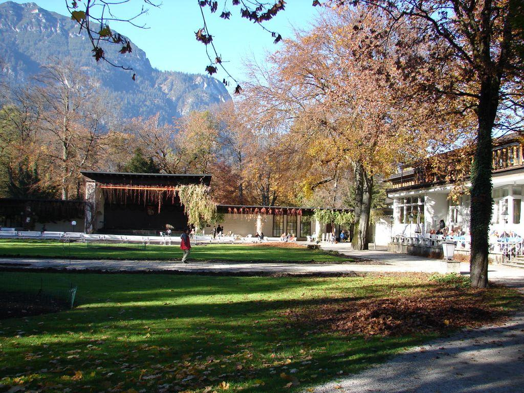 Kurpark Garmisch