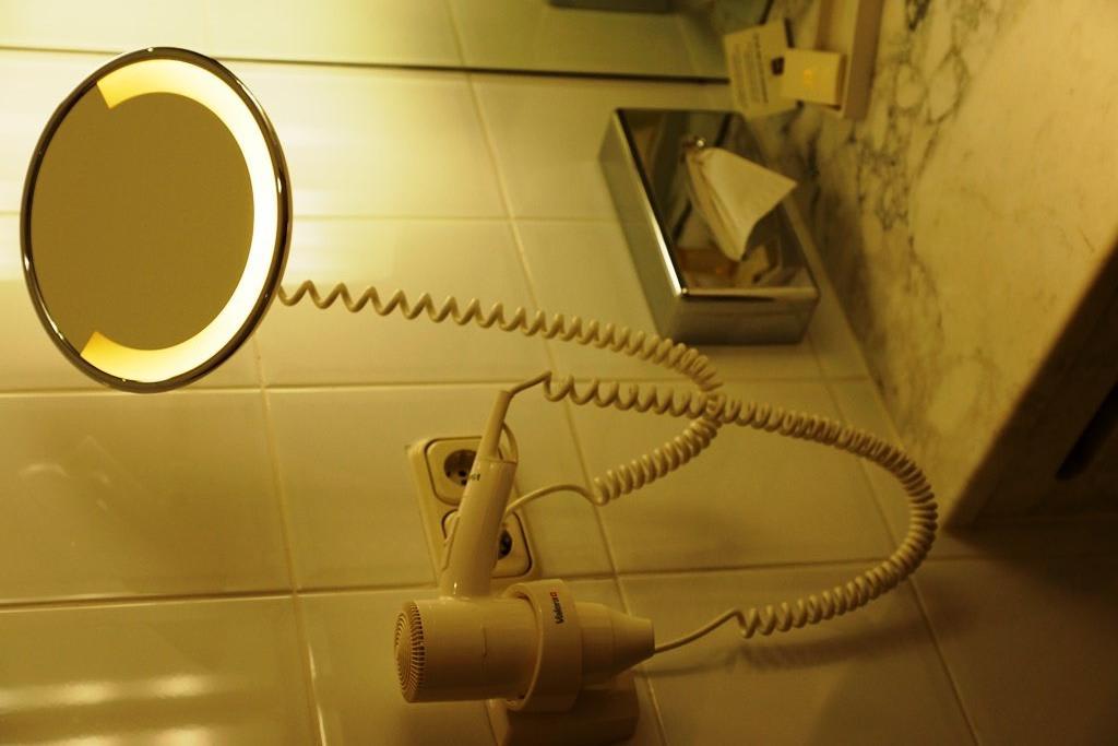 Schminkspiegel Licht : Bild