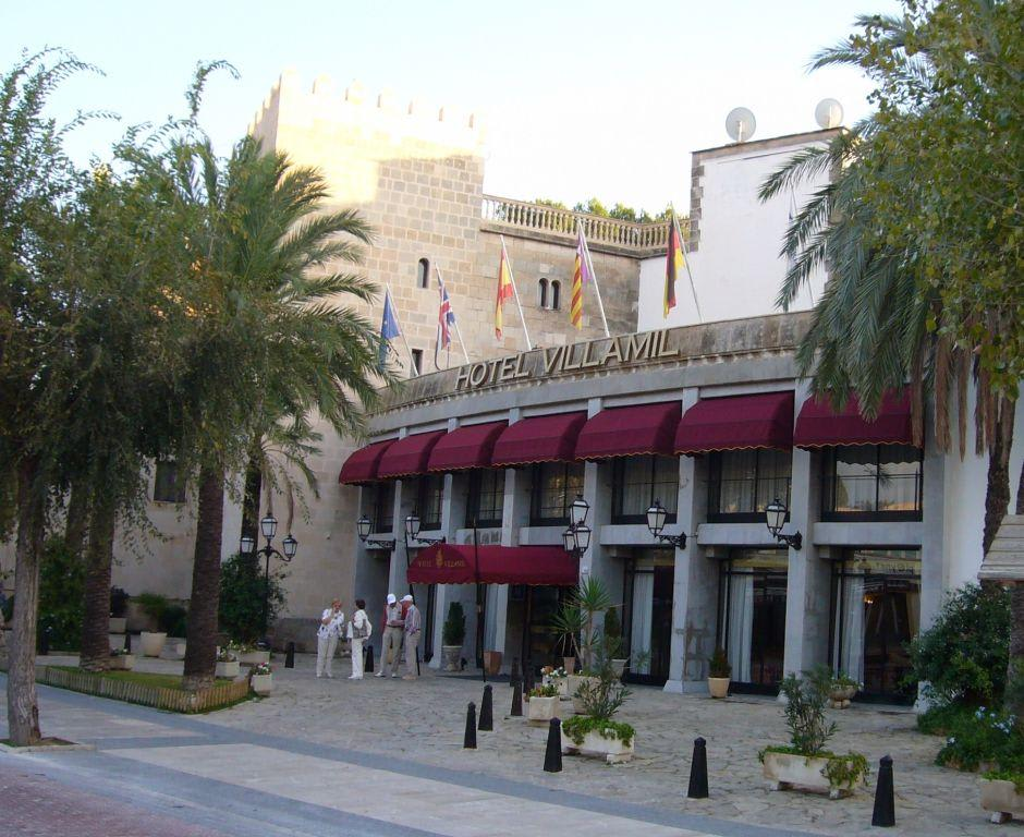 Hotel Hesperia Villamil Paguera Bewertung